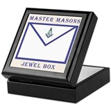 Master Masons Keepsake Box