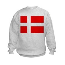 Danish Flag Jumper Sweater