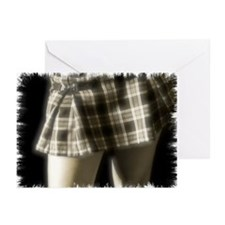 School Skirt Greeting Cards (Pk of 20)