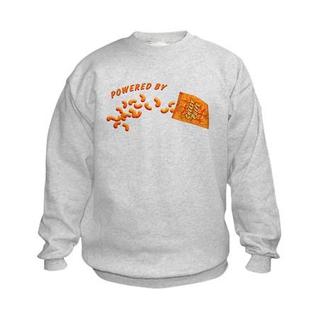 Cheese Puffs Kids Sweatshirt