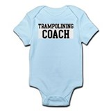 TRAMPOLINING Coach Infant Bodysuit