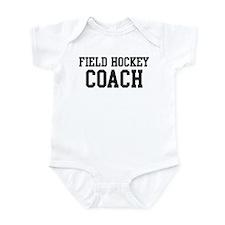 FIELD HOCKEY Coach Infant Bodysuit