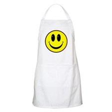 SMILEY FACE BBQ Apron