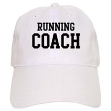 RUNNING Coach Baseball Cap