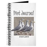 Snack Patrol Diet Journal