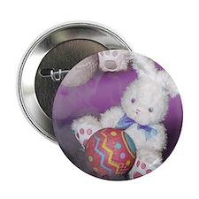 """Ostara """"Easter"""" Bunny w/ Ball Button"""