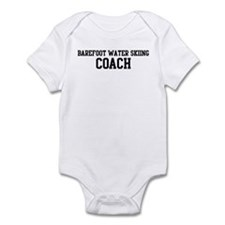 BAREFOOT WATER SKIING Coach Infant Bodysuit