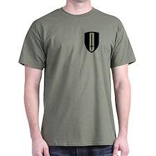 USARV<BR> Green T-Shirt