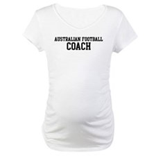 AUSTRALIAN FOOTBALL Coach Shirt