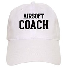 AIRSOFT Coach Baseball Cap