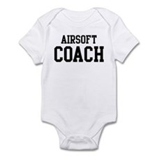AIRSOFT Coach Infant Bodysuit
