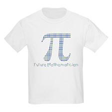Future Mathematician Boy T-Shirt
