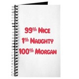 Morgan - 1% Naughty Journal