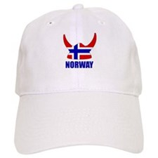 "Norwegian Viking ""Norway"" Baseball Cap"