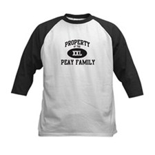Property of Peay Family Tee