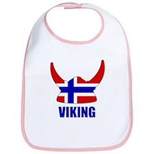 "Norwegian Viking ""Viking"" Bib"