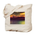 Salohcin Sunset Tote Bag