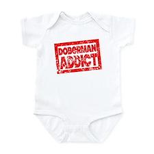 Doberman ADDICT Infant Bodysuit