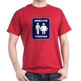 Awesome Wingman T-Shirt