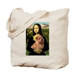 Mona / Norfolk Terrier Tote Bag