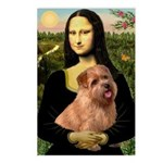 Mona / Norfolk Terrier Postcards (Package of 8)