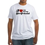 I love my Army Girlfriend Shirt
