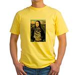 Mona / Nor Elkhound Yellow T-Shirt
