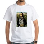 Mona / Nor Elkhound White T-Shirt