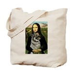 Mona / Nor Elkhound Tote Bag