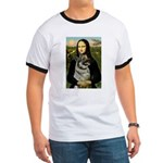Mona / Nor Elkhound Ringer T