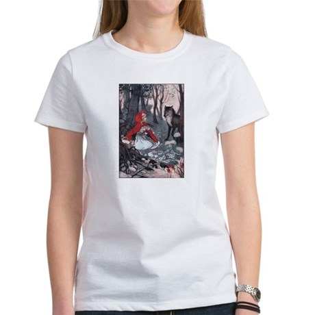 Little Red Riding Hood Women's T-Shirt