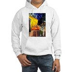 Cafe / Nor Elkhound Hooded Sweatshirt