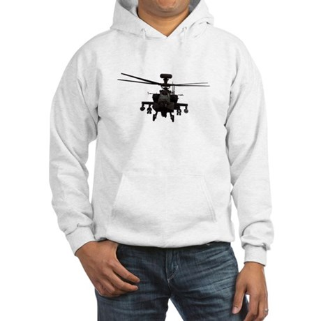 Longbow Apache AH-64 Hooded Sweatshirt