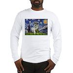 Starry / Nor Elkhound Long Sleeve T-Shirt