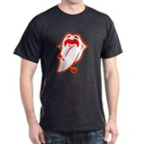 Tongue Piercing #001 T-Shirt