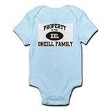 Property of Oneill Family Onesie