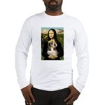 Mona Lisa / PBGV Long Sleeve T-Shirt