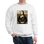 Mona / Poodle (bl) Sweatshirt
