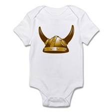 Cute Norwegian viking Infant Bodysuit