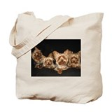 Yorkie Love Tote Bag