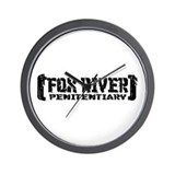 Fox River Pen - Tattered Wall Clock