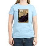 Whistler's / Poodle(s) Women's Light T-Shirt