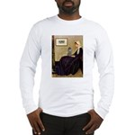 Whistler's / Poodle(s) Long Sleeve T-Shirt