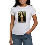 Mona / Poodle (a) Women's T-Shirt