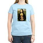 Mona / Poodle (a) Women's Light T-Shirt