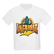 Lacrosse My Game T-Shirt
