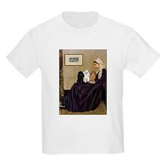 Whistler's / 3 Poodles Kids Light T-Shirt