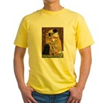 Kiss / Puli Yellow T-Shirt