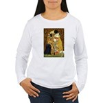 Kiss / Puli Women's Long Sleeve T-Shirt