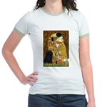 Kiss / Puli Jr. Ringer T-Shirt